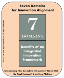 Reducing the Gap of Poor Innovation Leadership - Executive Work Mat
