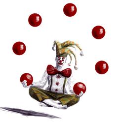 Juggling Innovation image via Michael Grills