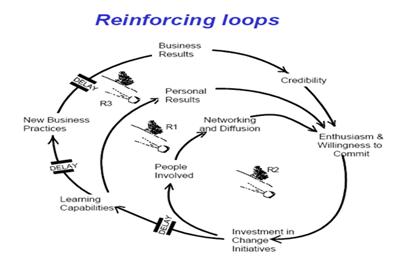 Reinforcing loops 1