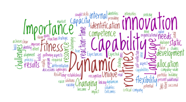 The innovation fitness dynamics
