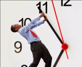 fighting the clock