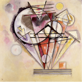 On Points — Wassily Kandinsky 1
