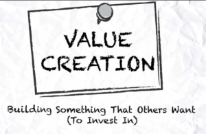 Value creation image