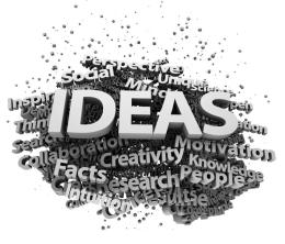 Ideas for Innovation