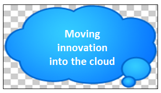 Moving innovation into the cloud