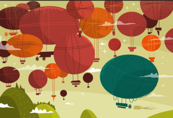 Moving towards a new business model Balloons