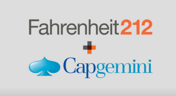 Fahrenheit212 anhd Capgemini