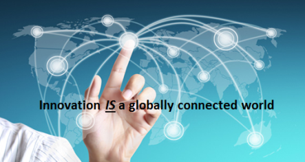 Innovation is a globally connected world