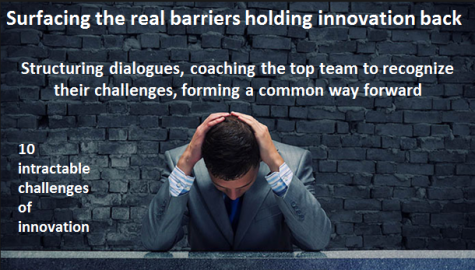 10 intractable innovation challenges