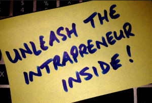 Unleash the Intrapreneur Inside